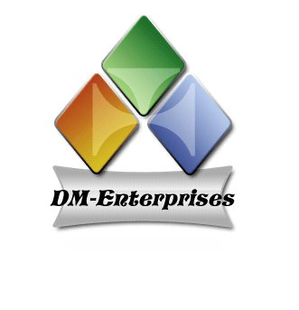 DM Enterprises Logo